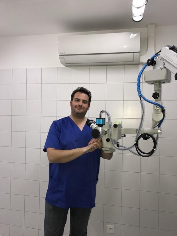 Dr Matthieu Crémoux